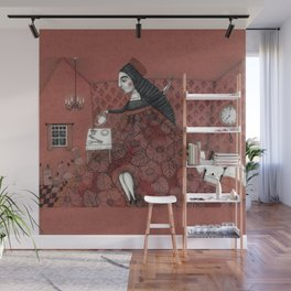Schneewittchen-The House of the Seven Dwarfs Wall Mural