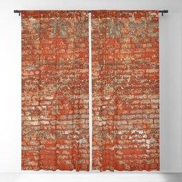 Brick Wall Texture Blackout Curtain