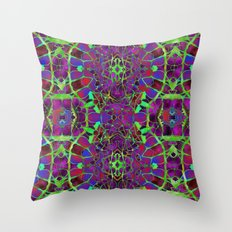 Try not to notice Throw Pillow