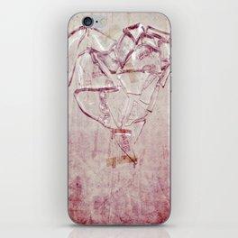 this broken heart of mine iPhone Skin