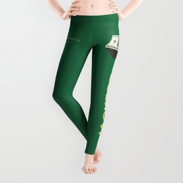 Show Me The Money - USD Casino Jackpot  Leggings