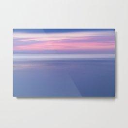 Malibu Sunrise Colors PD003 Metal Print