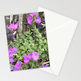 Roses Are Red, Violets Are... Stationery Cards