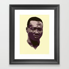 Freddy Rincon Framed Art Print