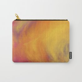 Abstract rainbow pattern Carry-All Pouch