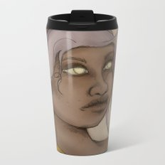 Primal Athena  Metal Travel Mug