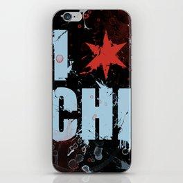 Chicago Love iPhone Skin