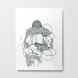 frdydrk 4! Metal Print