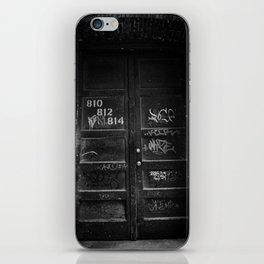 Hidden Away iPhone Skin