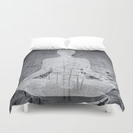 The Hidden Forest Duvet Cover