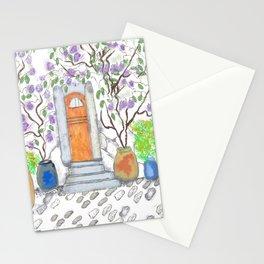 fairy door Stationery Cards