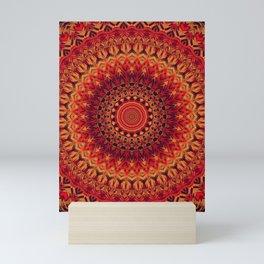 Mandala 261 Mini Art Print