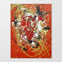 Bait and Switch Canvas Print