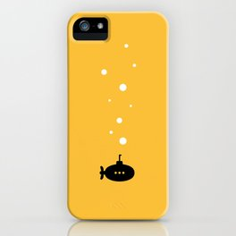 ENCOUNTER - eel iPhone Case