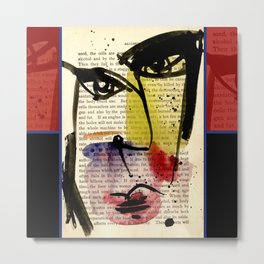I See 16 by Kathy Morton Stanion Metal Print