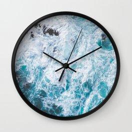 Ocean Color Scenes Wall Clock