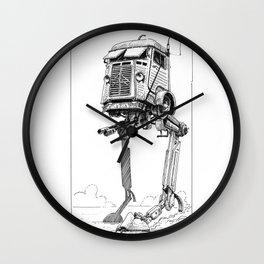AT-CT Walker Type C Wall Clock
