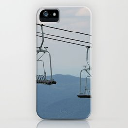 Lonely Together Apart iPhone Case