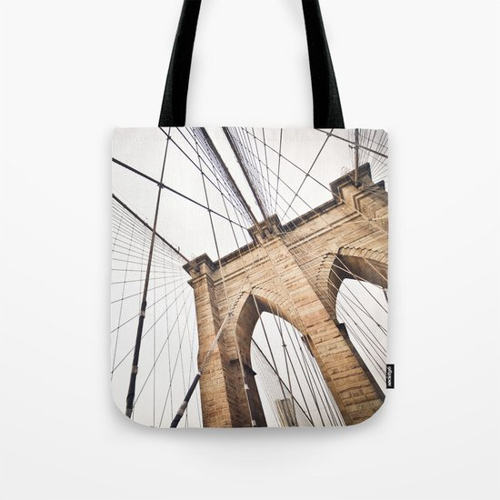 Brooklyn Bridge I Tote Bag