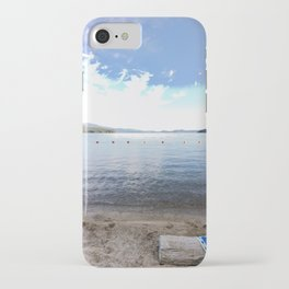 Lakeside at Priest Lake iPhone Case