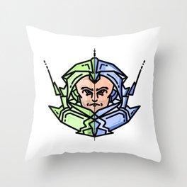 Space Marine Throw Pillow