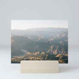 Camino Cielo 02 Mini Art Print