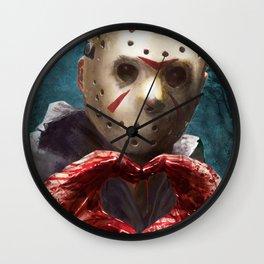 Love, Jason Wall Clock