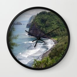 The Valley Wall Clock