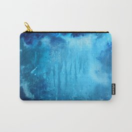 Ocean art, abstract ocean , Renewed Daily Carry-All Pouch