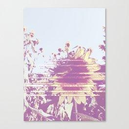 Vanishing summer Canvas Print