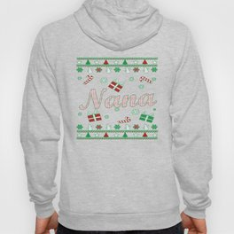 Nana Christmas Hoody