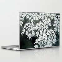 lace Laptop & iPad Skins featuring Lace by Olivia Joy StClaire