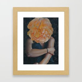 Your Paper Garden Framed Art Print