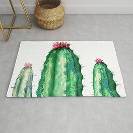 tree cactus Rug