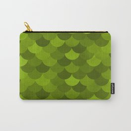 Scales - Green Carry-All Pouch