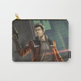 Agent Shan Carry-All Pouch