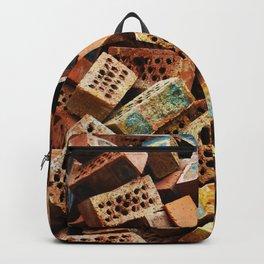 Chinese Bricks Backpack