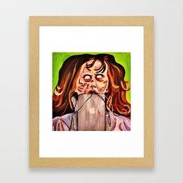 Possession 2 Framed Art Print