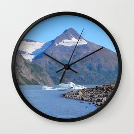 Iceberg! Wall Clock