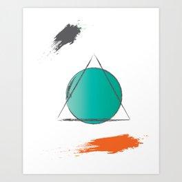 3 in 1 Art Print