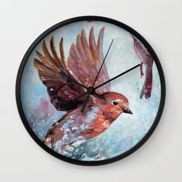 Searching For Sacraments: Baptism Wall Clock