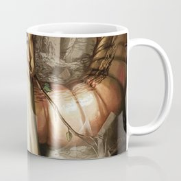 The Midwife and the Lindworm - Title Version Coffee Mug