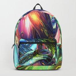 Inside A Creative Machine Backpack