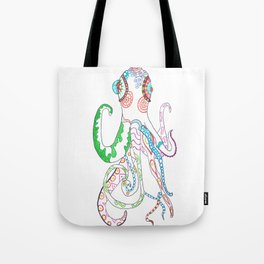Ogilvy Octopi Tote Bag