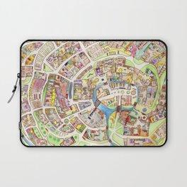 Cityplan Laptop Sleeve