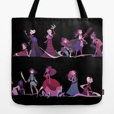 Horror Princess Tote Bag