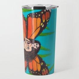 Naked Fairy Goddess Travel Mug