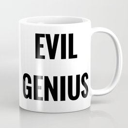 Evil Genius Coffee Mug