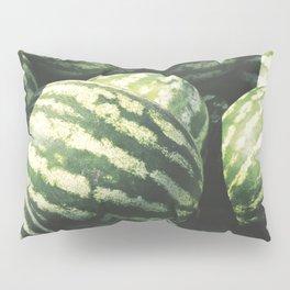 Tropical Summer Fruit Pillow Sham