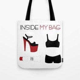 Inside my bag Tote Bag